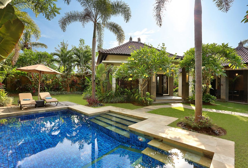 one bedroom villa in canggu