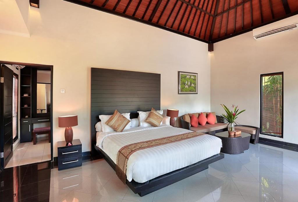 One Bedroom Villa Room Overview