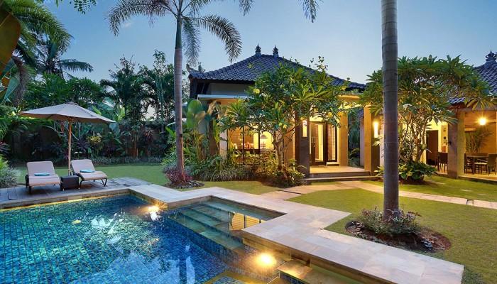 affordable villas in canggu