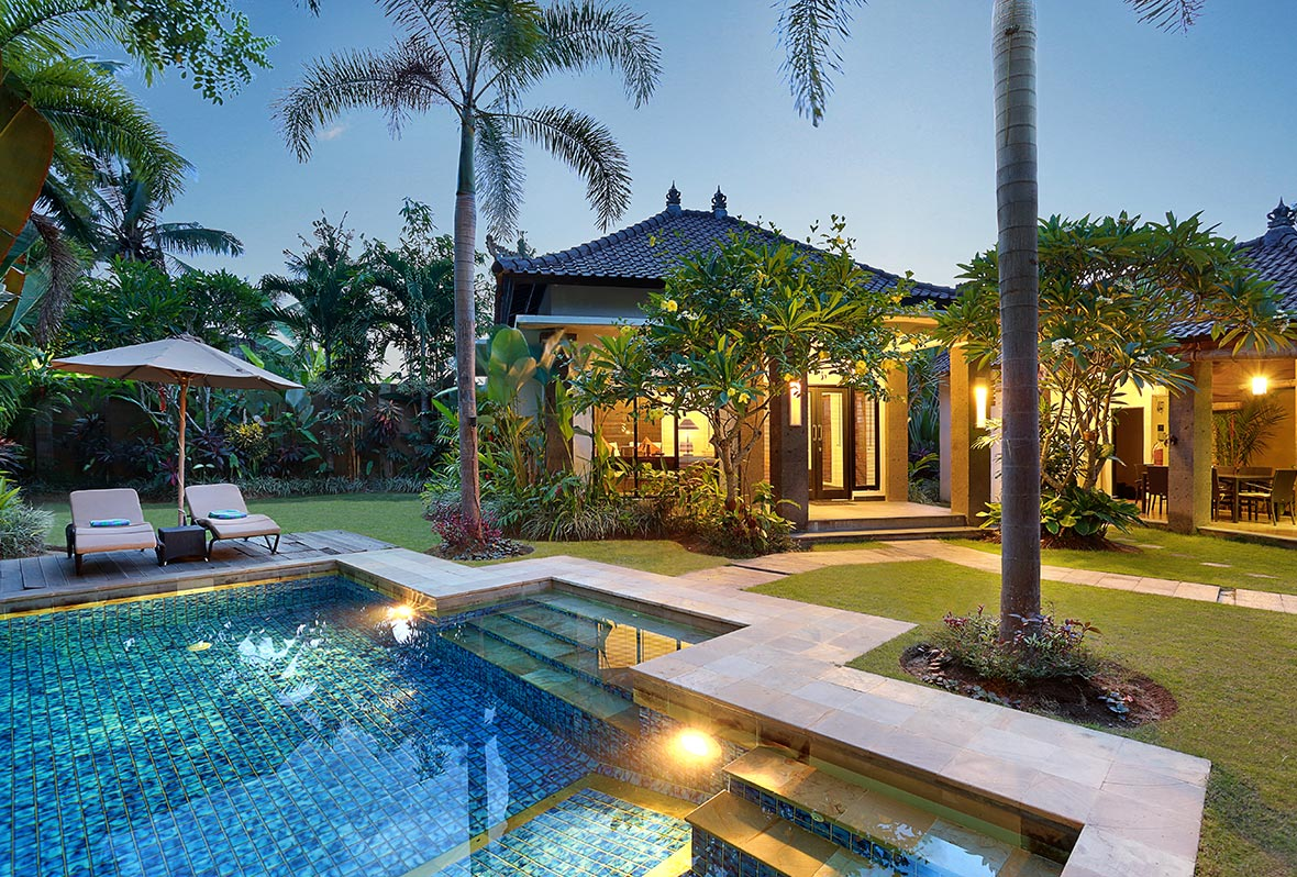 affordable villas in canggu