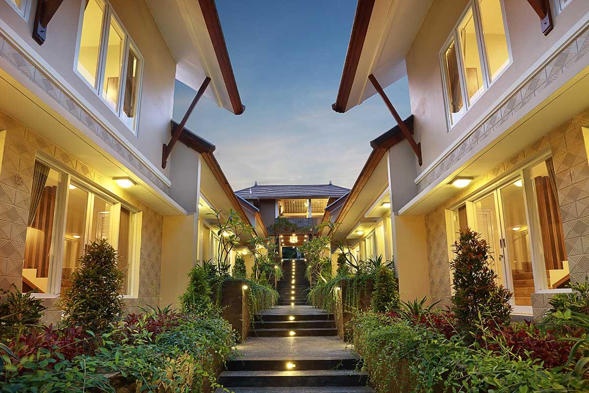 budget accommodation near berawa beach
