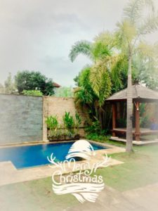 canggu villas festive season greetings